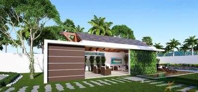 Apartamentos En Proyecto C/piscina Villa María Stgo