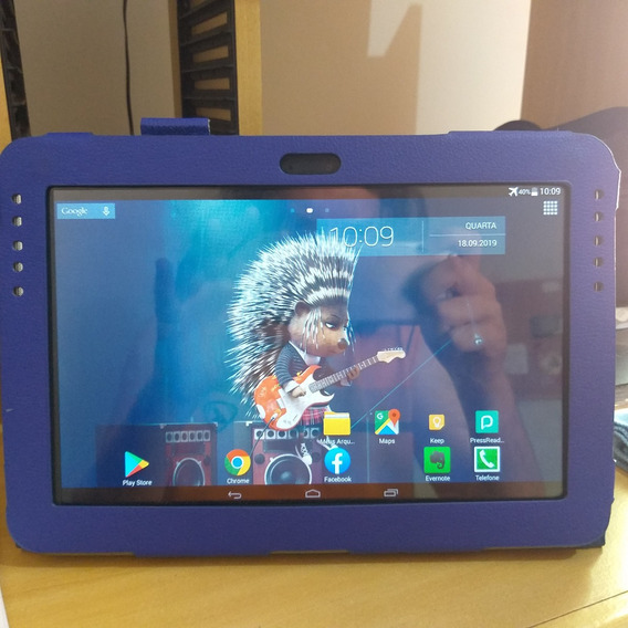 Tablet Samsung Galaxy Note 10.1 Gt-n8000 Celular Caneta
