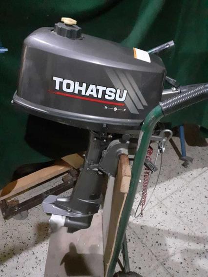 Motor Tohatsu 5 Hp 2