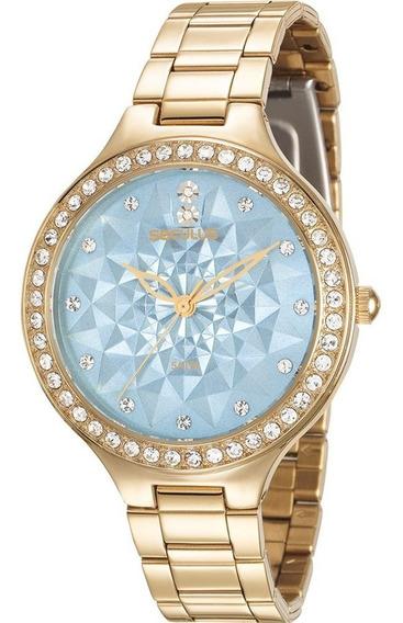 Relógio Feminino Seculus Original Com Garantia E Nfe