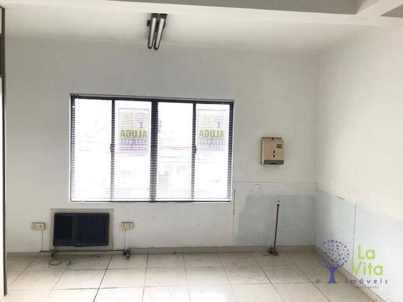 Sala Comercial Aluguel, Locação 40m Com Estacionamento Rotativo Para Clientes, Rua João Pessoa, Próximo A Vila Germânica, Bairro Velha - Sa0075