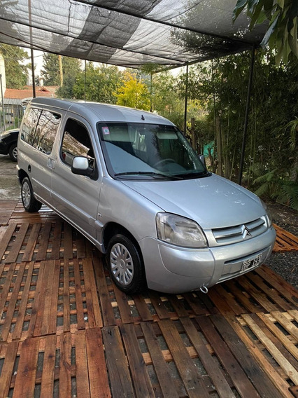 Citroën Berlingo Multispace Nafta Gnc 2014 Full