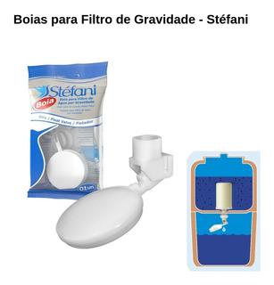 Boia Para Filtro De Água - 12 Unid. - Stéfani