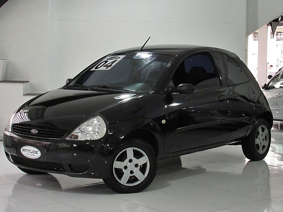 Ford Ka 1.0 Mpi Gl 8v Gasolina 2p Manual 2004