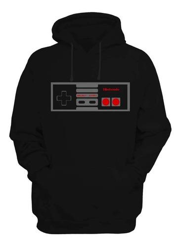Nintendo Gamers Sudadera Hoodie Geek, Rott Wear