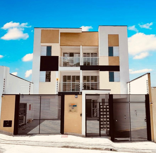 Apartamentos Novos Na Vila Albertina