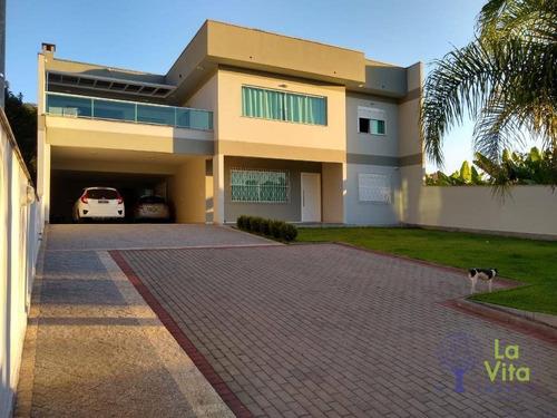 Imagem 1 de 30 de Casa Com 5 Dormitórios À Venda, 367 M² Por R$ 1.375.000,00 - Garcia - Blumenau/sc - Ca0501