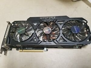 Vendo Placa De Vídeo Gigabyte Gtx 770 Windforce
