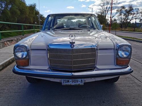 Imagen 1 de 10 de Mercedes Benz 220d 1970