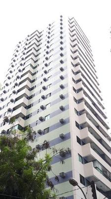 Apartamento Em Casa Amarela, Recife/pe De 86m² 3 Quartos Para Locação R$ 1.550,00/mes - Ap175060