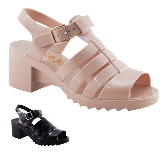 Sandália Petite Jolie Flora Feminina Pj1480 Trend
