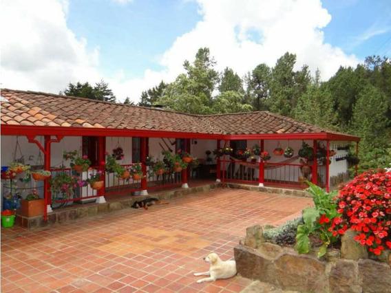 Casa Finca Santa Elena 5930 Mts 650 Millones