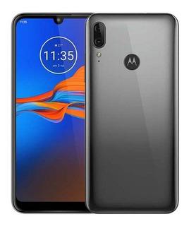 Celular Motorola Moto E6plus 4gb/64gb Grafito