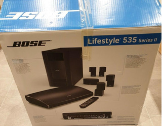 Bose Lifestyle 535 Cine En Casa