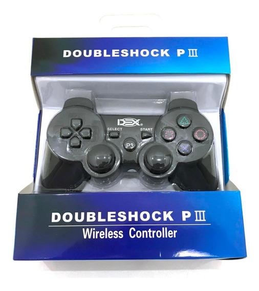 Controle Sem Fio Ps3 Dualshock Playstation 3 Wireless