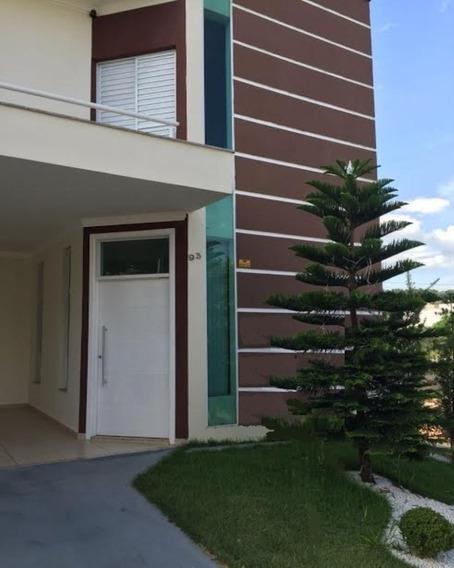 Casa Com 4 Dormitórios Com Suite No Condomínio Golden Park Residence Ii , Sorocaba-sp - 278 - 32486405