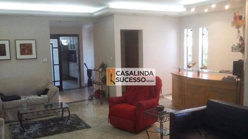 Sobrado Com 3 Dormitórios À Venda, 310 M² Por R$ 1.500.000,00 - Vila Matilde - São Paulo/sp - So0443