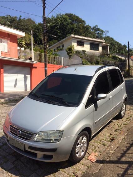 Fiat Idea Elx 1.4 (flex) 2007 5 Portas