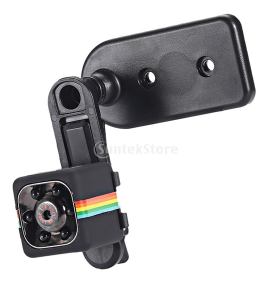 Sq11 Mini Sports Dv Que Grava A Câmera Aérea De Dvr