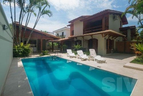 Casa Com 4 Dormitórios À Venda, 521 M² Por R$ 4.300.000,00 - Riviera - Módulo 5 - Bertioga/sp - Ca0677