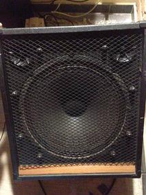 Polytone Mini Brute V - Sonic Bass Ii Amplificador