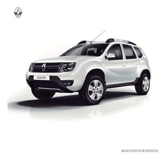 Renault Duster Expression 1.6 4x2 0km