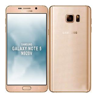 Samsung Galaxy Note 5 N920 Cpo 32gb 4gb Segurcell