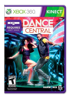 Dance Central Kinect Xbox 360