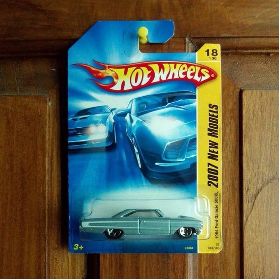 Hot Wheels 1964 Ford Galaxie 500xl