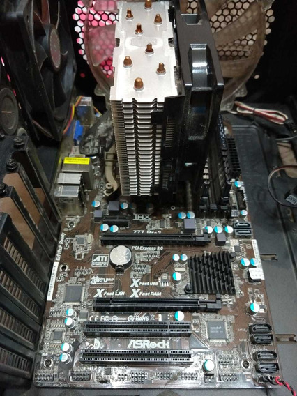 Kit I5 3570k +asrock Z77 Pro 3 + 16gb Ddr3 Corsair Vengeance
