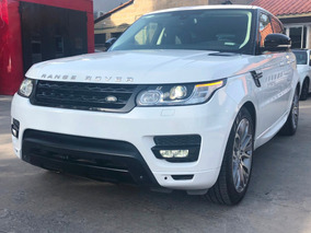 Land Rover Range Rover 5.0l Sport Super Charged V8 Año:2014