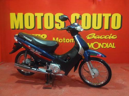 Motomel Blitz 110 Impecable ==== Motos Couto ====