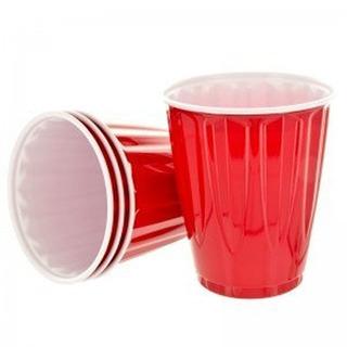 Vasos Desechables Rojos Kirkland Chinet 532ml X 240 Unidades