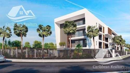 Departamento En Venta En Cancun/arbolada
