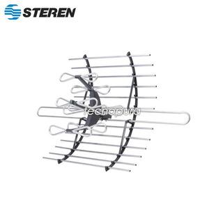 Antena Tdt Exterior Steren Uhf De 20 Elementos Aérea Hdtv
