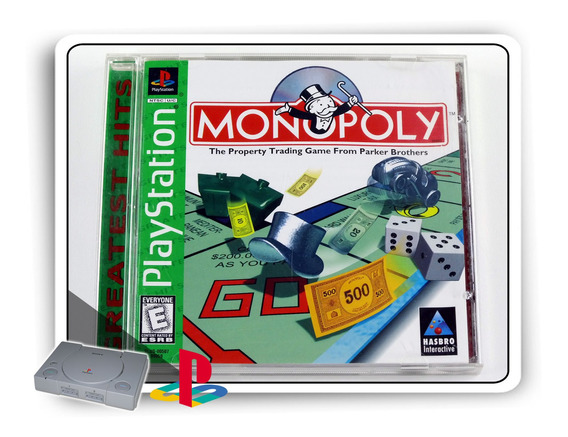Monopoly Original Playstation 1 Ps1