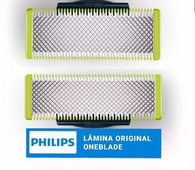 2 Lamina Oneblade Philips One Blade Refil Original Qp210