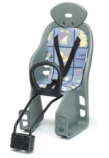 Silla De Bebe Trasera Yc-812 Flotante Resistente - Racer