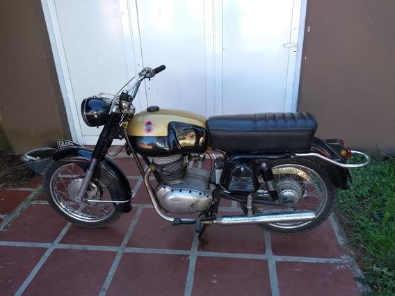 Gilera Mod. 1968 (clase B) 300cc