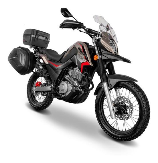 Motocicleta Torino Motors Thunder 400 Gris