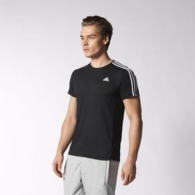 3274850b2c073 Camiseta Adidas Ess 3s - Calçados, Roupas e Bolsas no Mercado Livre ...