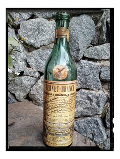 Botella Antigua Fernet Branca 450 Cc Coleccion