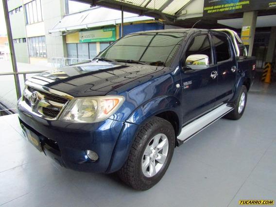 Toyota Hilux Mt 2500 4x2