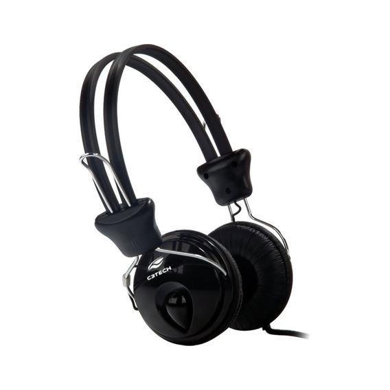 Fone Gamer Com Microfone Nessie Mi-2818rr - C3tech