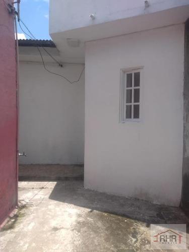 Imagem 1 de 15 de Casa Térrea Para Venda Em Mogi Das Cruzes, Bras Cubas, 2 Dormitórios, 1 Banheiro, 8 Vagas - 914_1-1819911