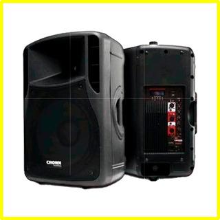 Bafle Potenciado 15 Crown Cma15bt 250w Bluetooth
