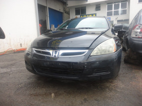 Sucata Honda Accord Lx 2.0 Aut, 2006 Air Bag Motor Cambio