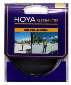Filtro Hoya Polarizador 52mm Made In Japan (cir-pl)