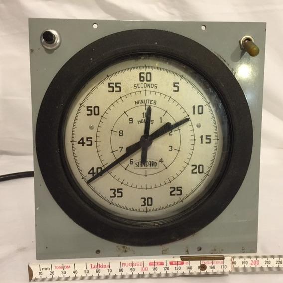 Cronometro Tablero Industrial Standard. Eléct. Vintage 115v