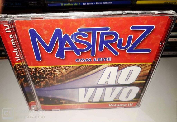Cd Mastruz Com Leite- Ao Vivo- Volume Iv **( Frete Free )